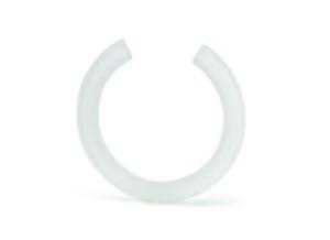 Anelli anti sfilamento dado spessore 2 mm aperto